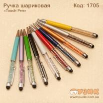 """Ручка шариковая """"Touch Pen"""" со стилусом"""