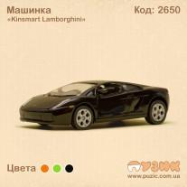 Машинка «Kinsmart Lamborghini»