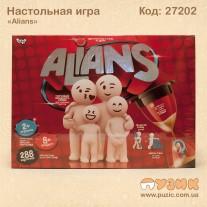 """Настольная игра """"Alians"""" Danko Toys G-ALN-01"""