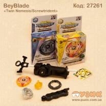 BeyBlade Screwtrident.8BWd / Twin Nemesis.3H.UI