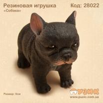 резиновая собака