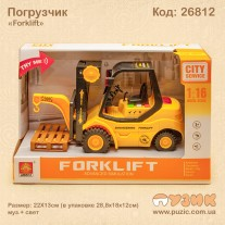 "Погрузчик ""Forklift"" муз.+ свет"