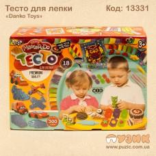 """Тесто для лепки """"Master-Do"""" 18цв/20грамм"""