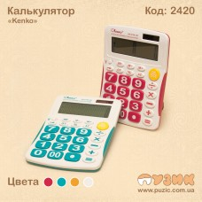 """Калькулятор """"Kenko"""""""