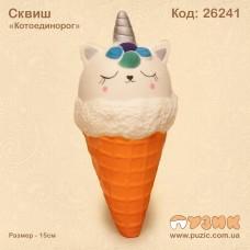 """Сквиш """"Сat - Unicorn"""" Ice Cream"""
