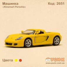 Машинка «Kinsmart Porsche»