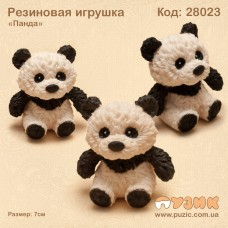 """Резиновая игрушка """"Панда"""""""