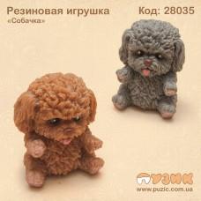 """Резиновая игрушка """"Собачка"""""""