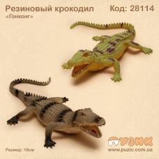 Резиновый крокодил (антистресс)