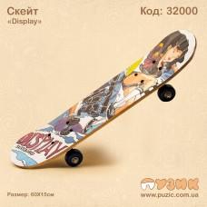 Скейт «Display»