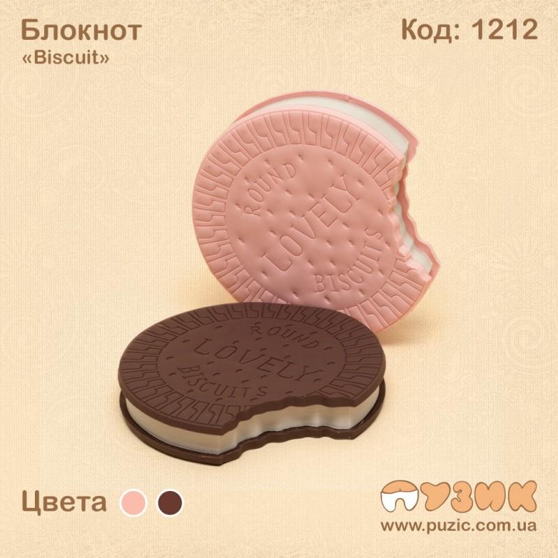 "Блокнот ""Biscuit"""