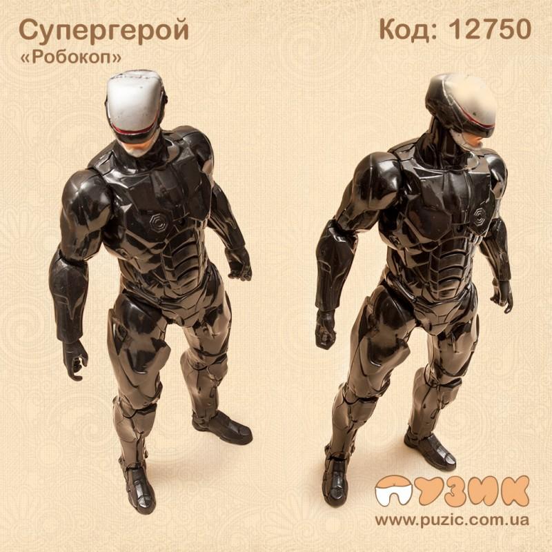 "Супергерой ""Робокоп"""