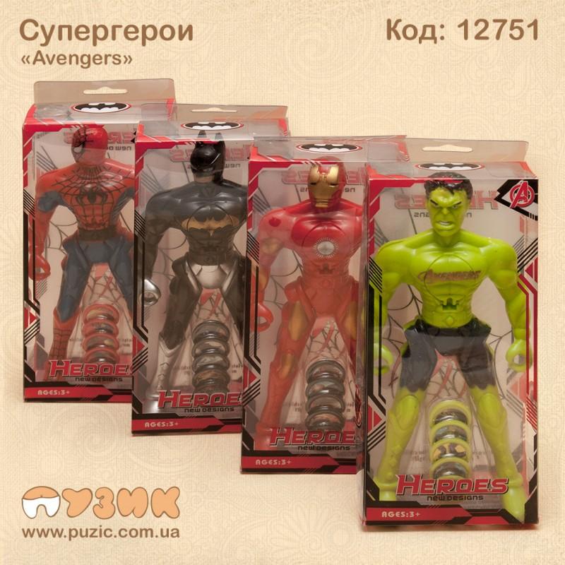 "Супергерои ""Advengers"""