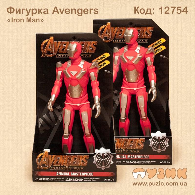 """Железный человек """"Avengers"""""""