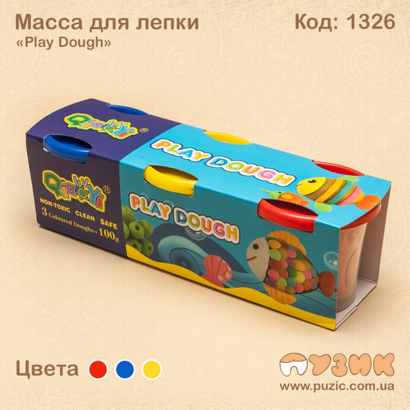 Пластилин Play-Dough