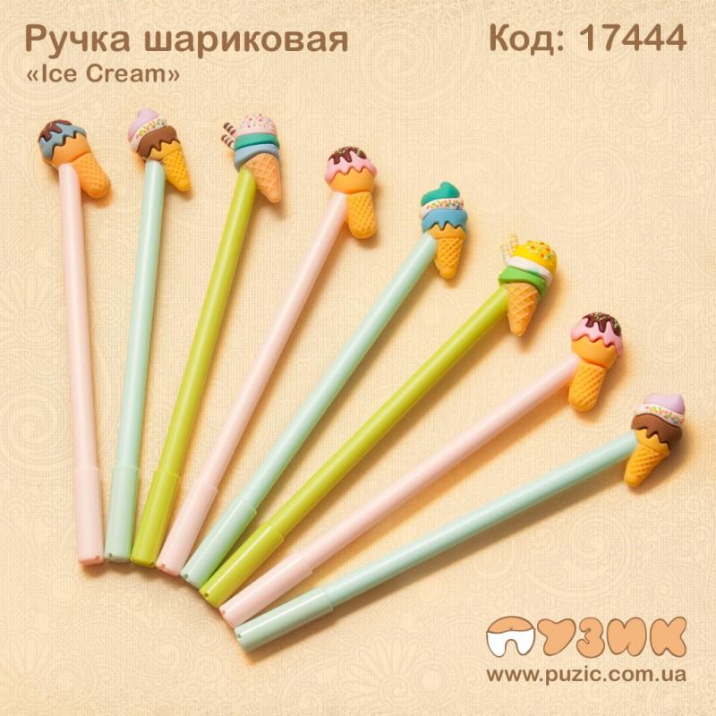 """Ручка шариковая """"Мороженое"""""""