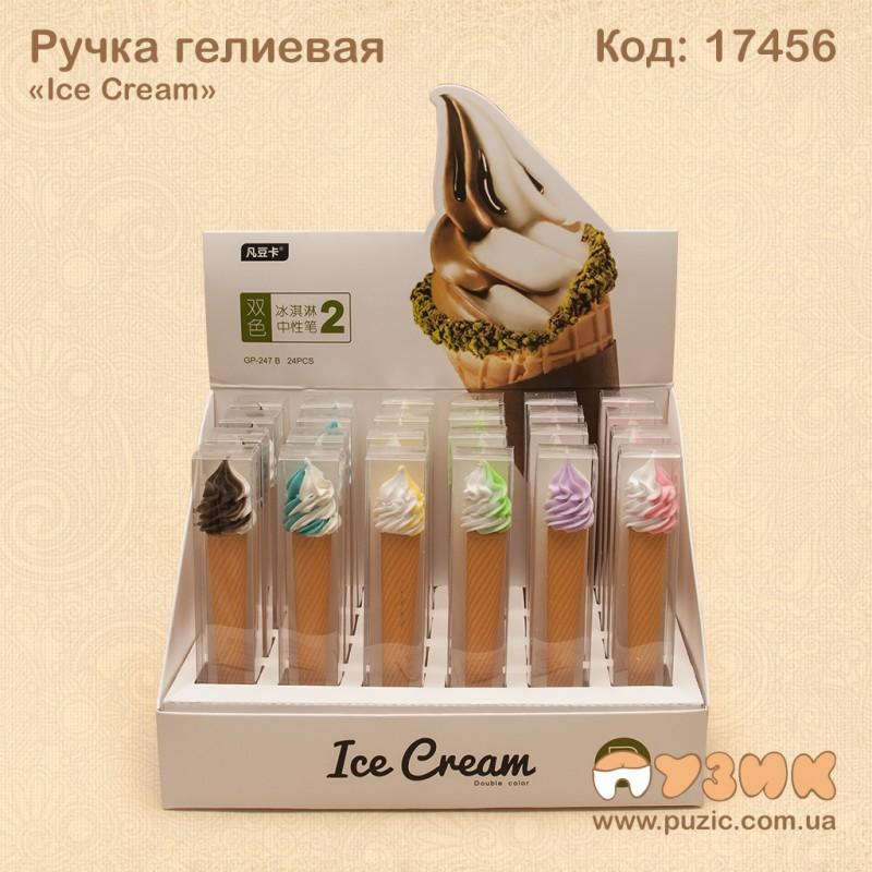"""Ручка гелиевая """"Ice Cream"""""""