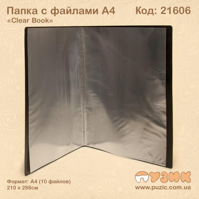 Папка с файлами «Clear Book» 10 файлов