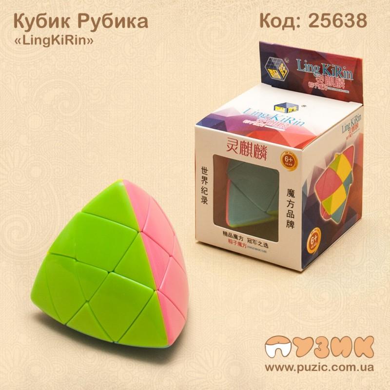"""Пирамидка головоломка """"LingKiRin"""" 3x3"""