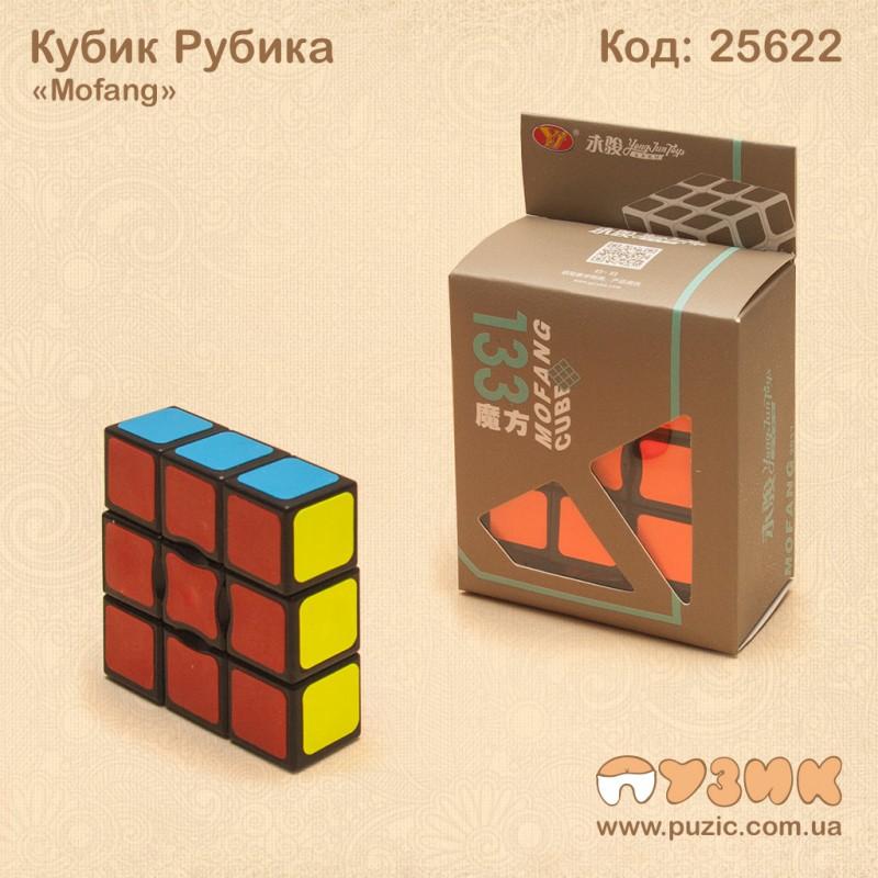 Кубик Рубика 3х3 плоский