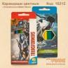 Карандаши цветные «Transformers/MAX Steel»